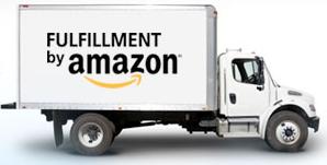 Amazon FBA Truck