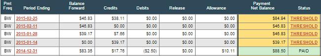 Clickbank Earnings 2