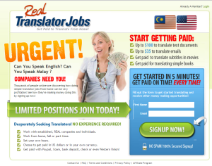 Real Translator Jobs Review Pictures