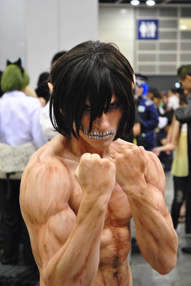 Attack on Titan Cosplay 10
