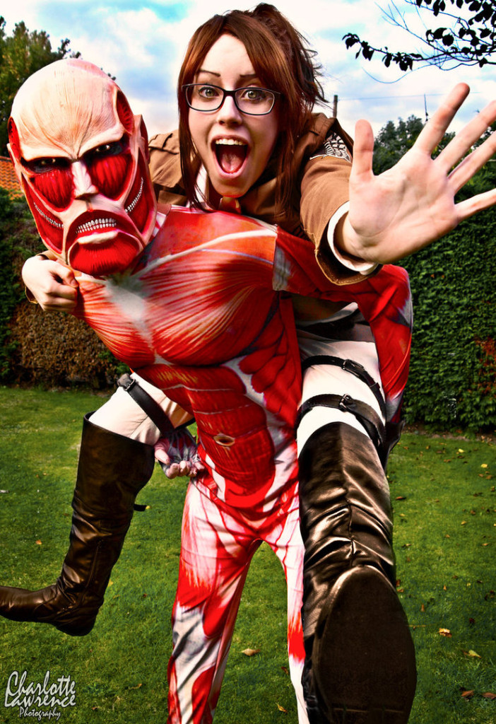 Attack on Titan Cosplay 13