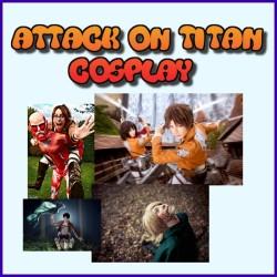 Best Attack on Titan Cosplay Thumbnail