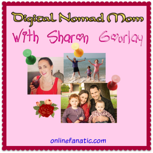 Digital Nomad Sharon Gourlay Thumbnail