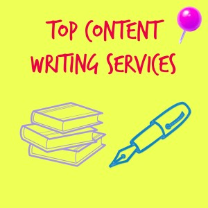 Top Content Writing Services
