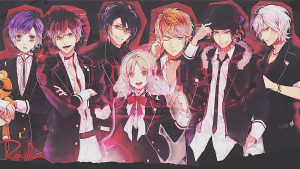 Anime Like Diabolik Lovers