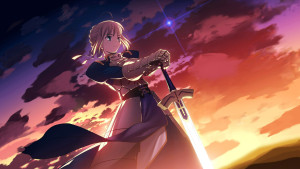 Anime Like Fate Stay Night