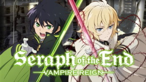 Anime Like Seraph of the End