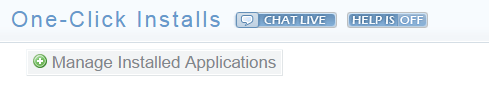 Dreamhost Chat Icon