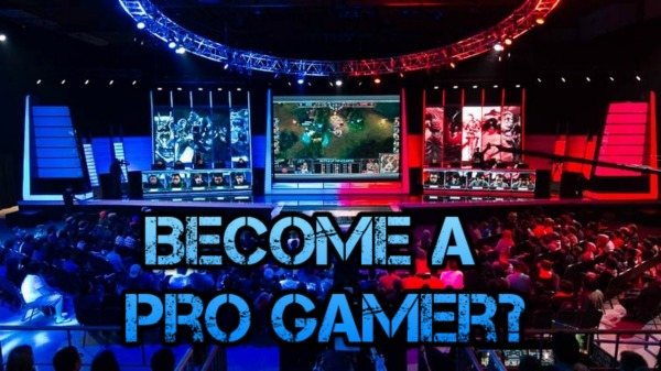 Become a Professional Gamer - Earn a Salary with Video Games? - Online Fanatic