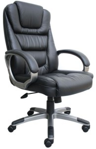 High Back Executive Chair Thick Leather