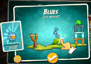Angry Birds 2 Blue