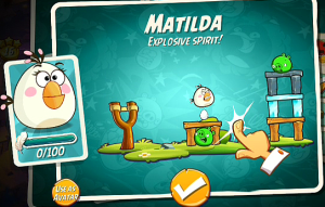 Angry Birds 2 Matilda