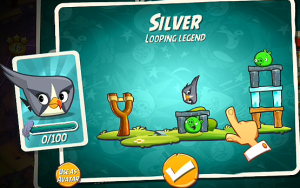 Angry Birds 2 Silver