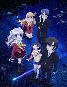 Anime Like Charlotte