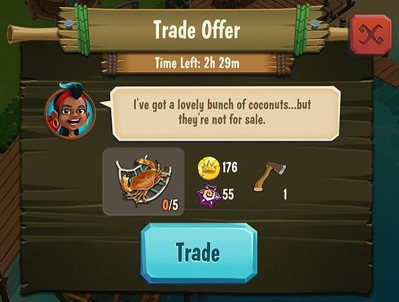 Trade Offer Docks