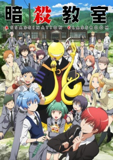 Anime Like Assassination Classroom