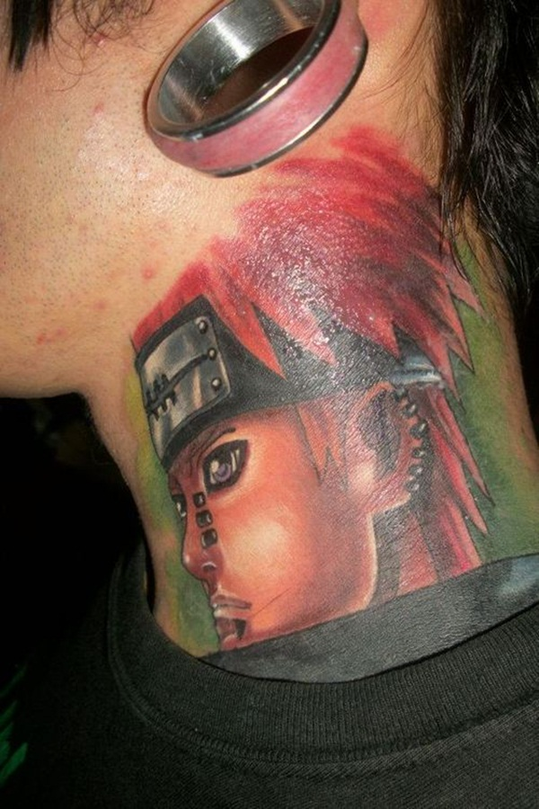 Anime Tattoo 3