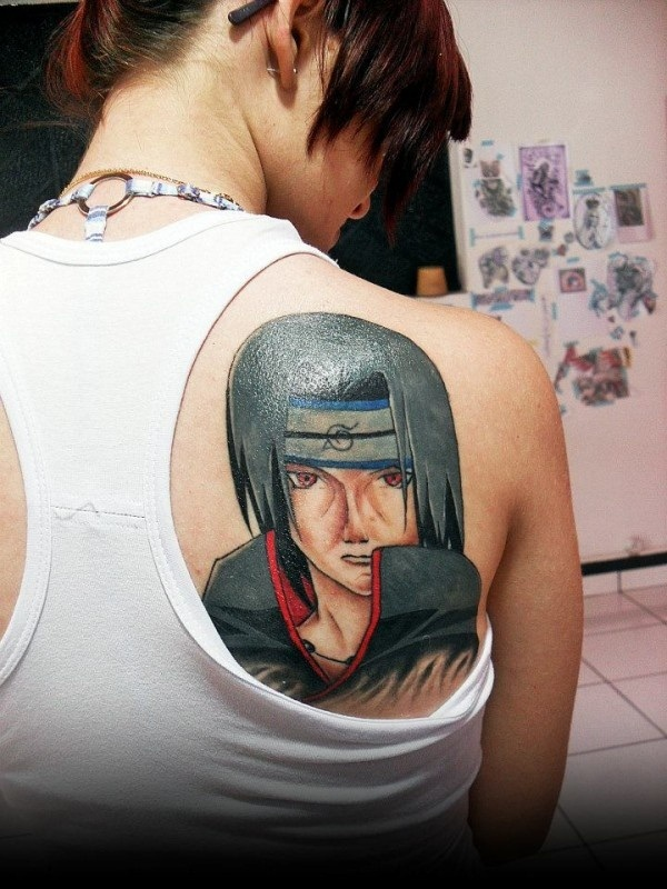 Anime Tattoo 4