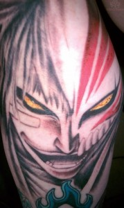Anime Tattoo 7