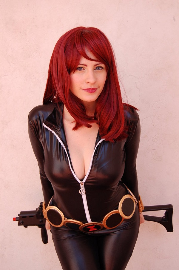 Black Widow 9