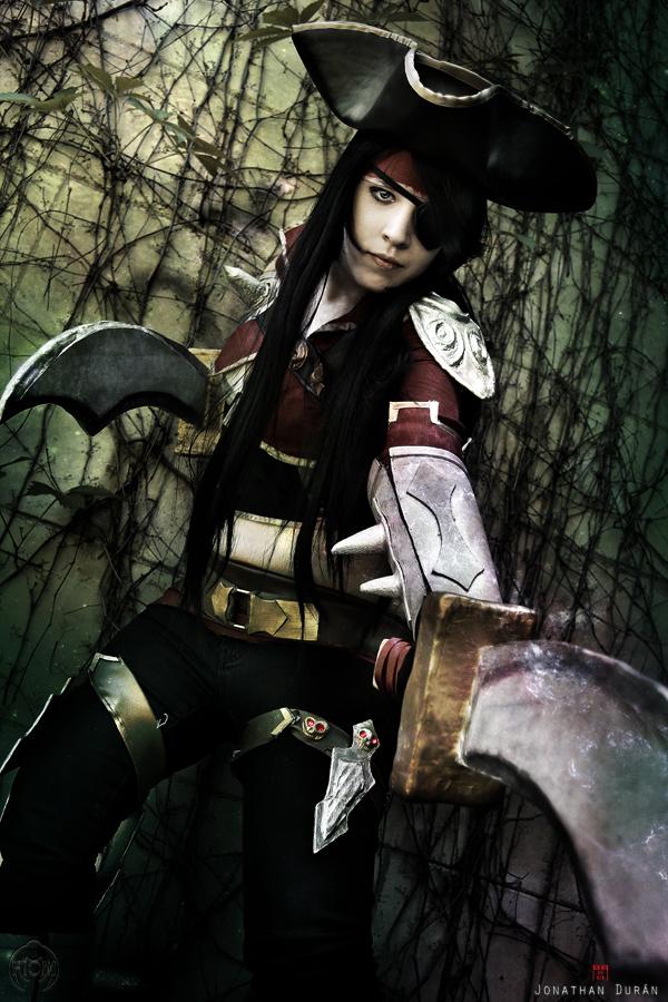 cosplay Warring kingdoms katarina