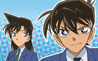 Shinichi Kudo x Ran Mōri