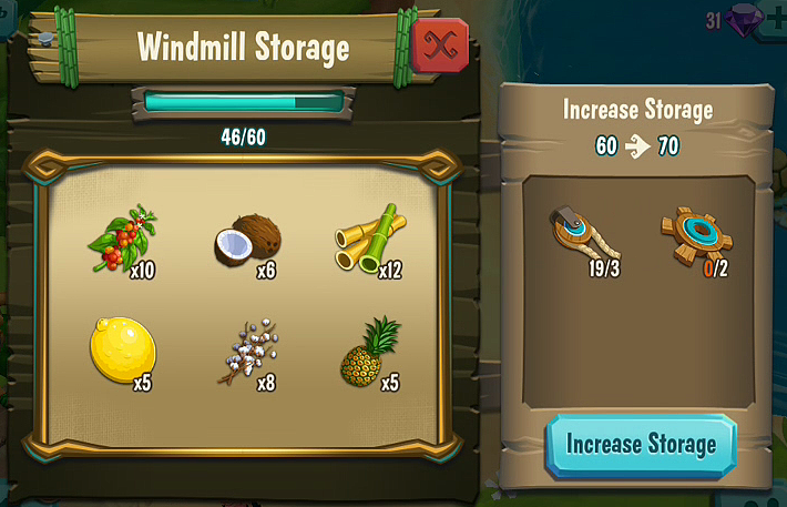Willmind Storage Upgrade
