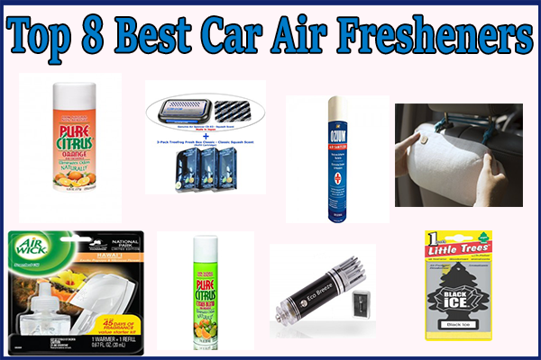 Best Air Freshener >> Top 8 Best Car Air Fresheners Recommendations Online Fanatic