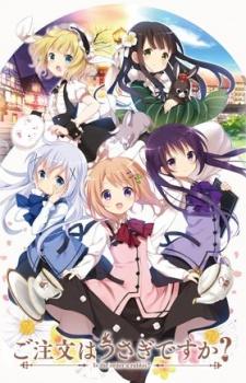 Anime Like Gochuumon wa Usagi Desu ka