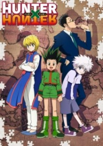 Anime Like Hunter x Hunter