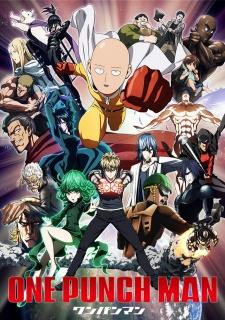 Anime Like One Punch Man