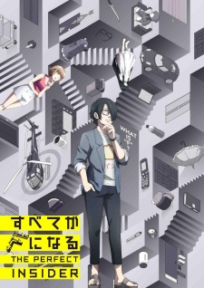 Anime Like Subete ga F ni Naru The Perfect Insider