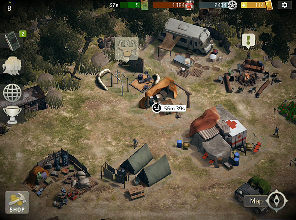 TWD No Mans Land Town