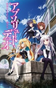 Anime Like Absolute Duo
