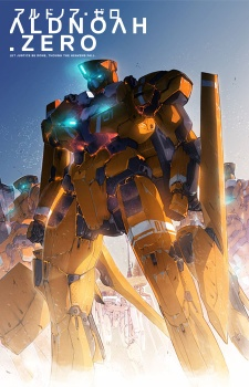 Anime Like Aldnoah.Zero