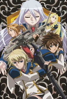Anime Like Chrome Shelled Regios