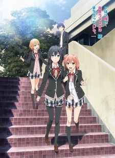 Anime Like My Teen Romantic Comedy SNAFU TOO!