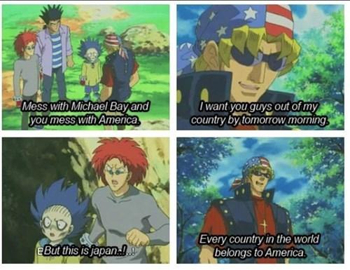 America Presents Earth