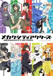 Anime Like Mekakucity Actors