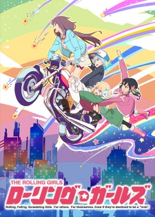 Anime Like Rolling Girls