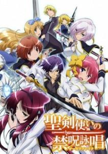 Anime Like Seiken Tsukai no World Break