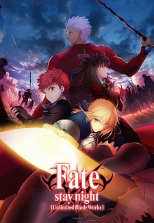 Fate Stay Night Unlimited Works