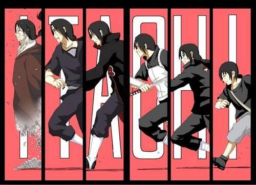 Itachi Evolution