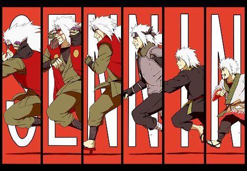 Jiraiya Evolution