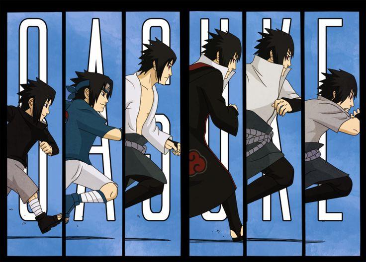 Sasuke Evolution