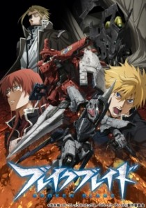 Anime Like Break Blade (TV)