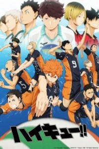 Haikyuu!!