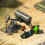 Mobile Strike Oil Well