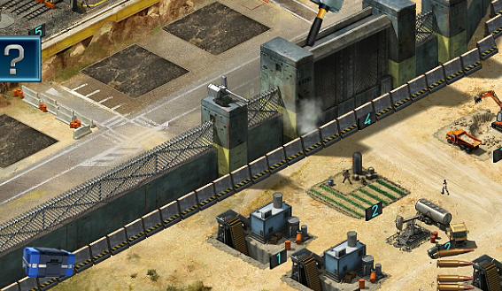 Mobile Strike Wall Guide