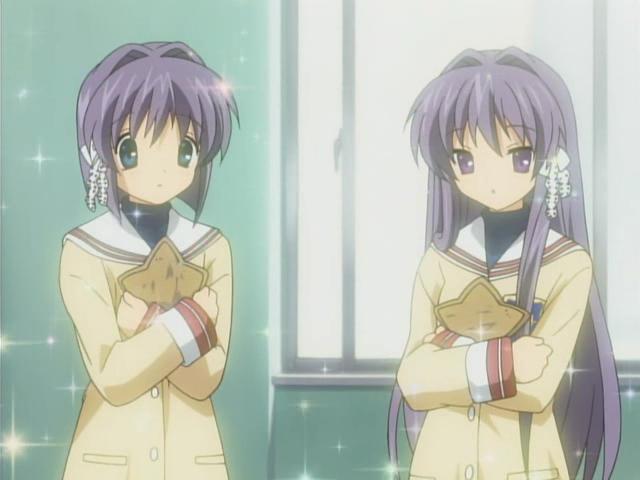 Ryou and Kyou Fujibayashi
